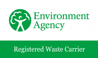 Environment Agency registered waste carrier - RJS Waste Management UK Ltd