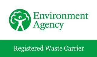 Environment Agency registered waste carrier RJS WAste Management Ltd