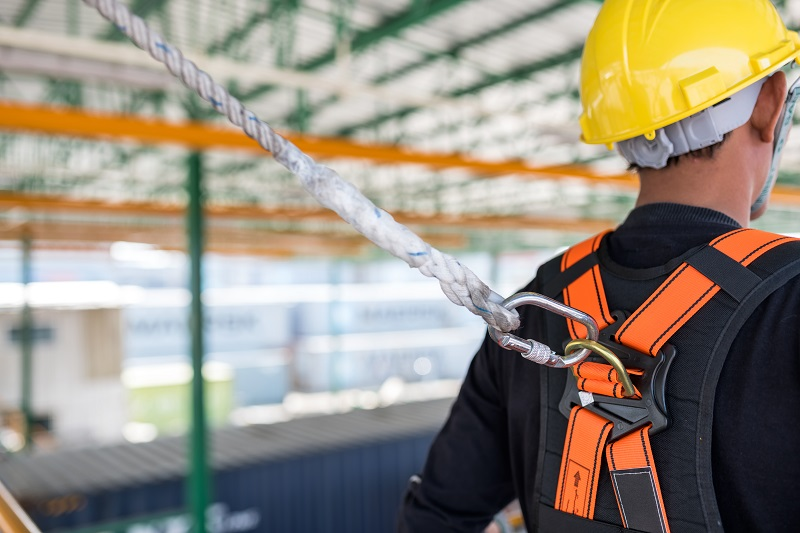Working at Height, healthy and safety training Chichester