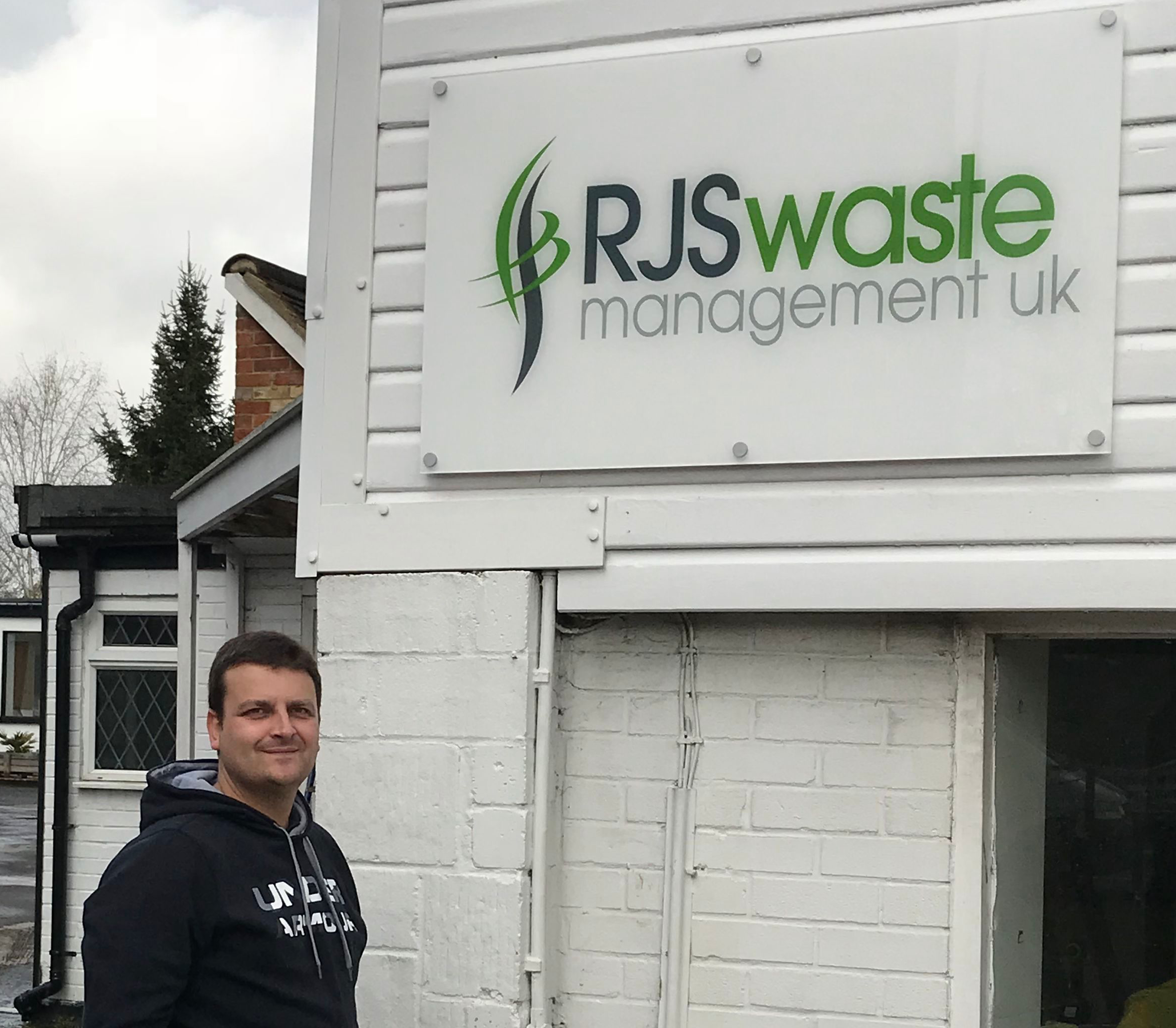 RJS Waste Oxford Office