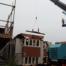 Winchester building demolition by RJS Waste Management