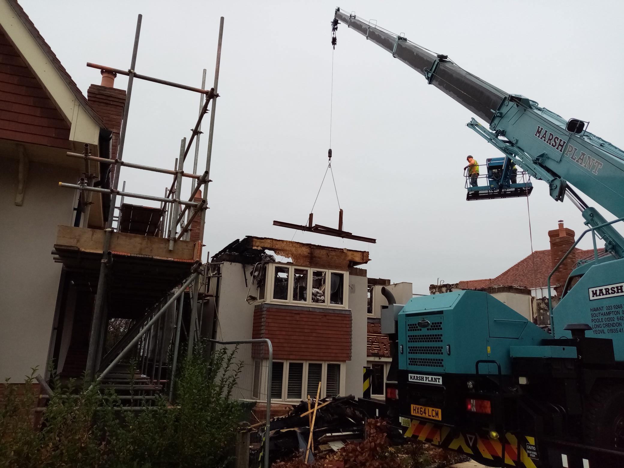 Building Demolition Winchester