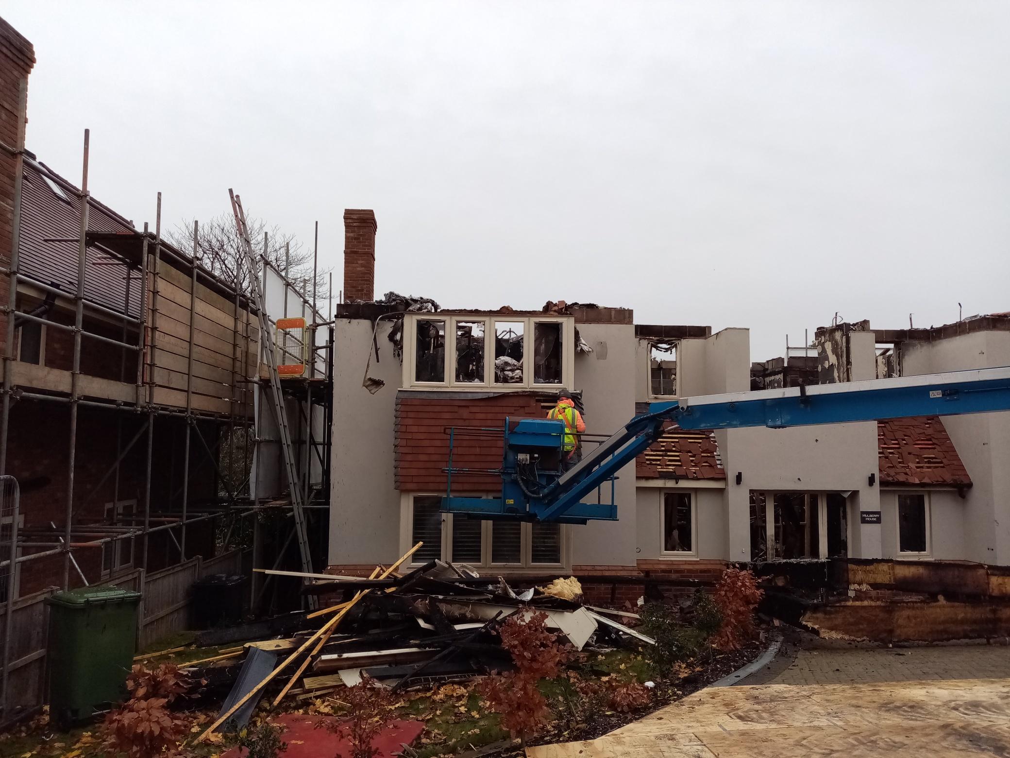 Building Demolition Hampshire