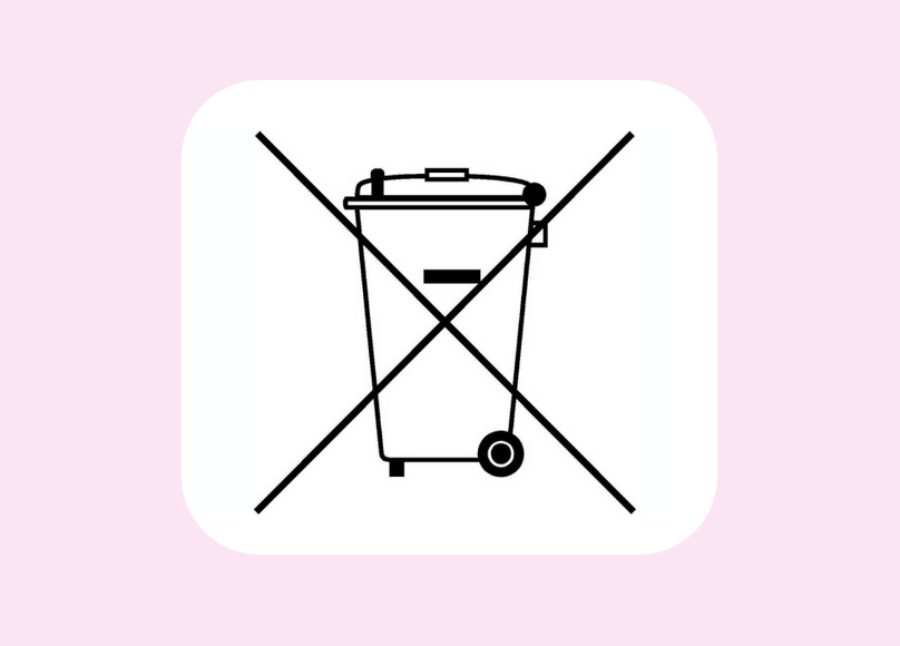 WEEE recycling icon