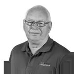 Ray Haslett Headshot