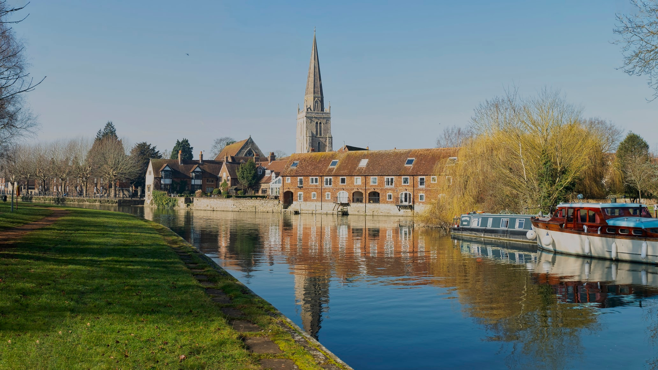 Abingdon-on-Thames, an RJS Waste Management favourite for Oxfordshire Day